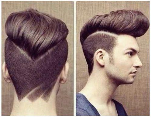 Look de moda para hombre peinados pinterest moda - Moda peinados hombre ...