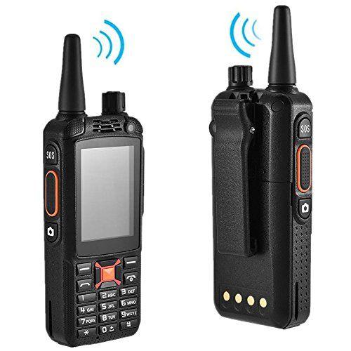 VBESTLIFE Two Way Radio, 3500mAh 2.4 Inch Walkie Talkie/S