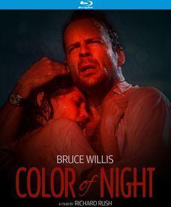 Color of Night - Bruce Willis DVD n2474   eBay