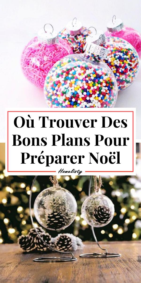 Les Bons Plans de Noël 2019 sur La Déco, Les Cadeaux & les Sapins