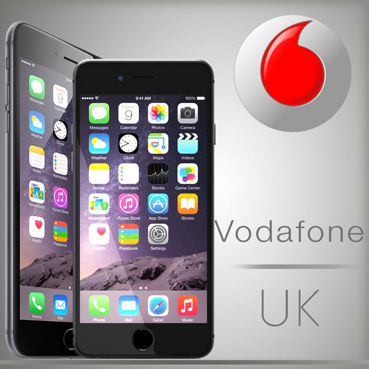 How To Unlock Vodafone Iphone 6 5s 5c 5 4s 4 From Uk Unlock Iphone Unlock My Iphone Unlock Iphone 5