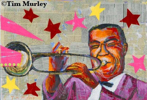 The trumpeter. 🎺🥁🎵🎸(mixed media collage)🎶🎷🎹 #jazz #jazzmusic #folkart #albumart #saxophone #collageart #jazzradio #jazzclub #jazztrio #jazzsax #instrumental #jazztrumpet #contemporaryart #trumpet #jazzband #jammin #basscello #davebruebeck #johncoltrane #clarinet #milesdavis #kindofblue #porgyandbess #jimmycobb #jazzdrums #jazzdrummer #sketchesofspain #jazzfest #jazzguitar #somedaymyprincewillcome