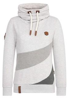 Naketano Damen Sweatshirt In den Schlaf gebumst