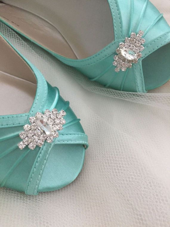 Wedding Shoes Wedge Low Heel Wedge Shoe Wide Size Wedge Available ...