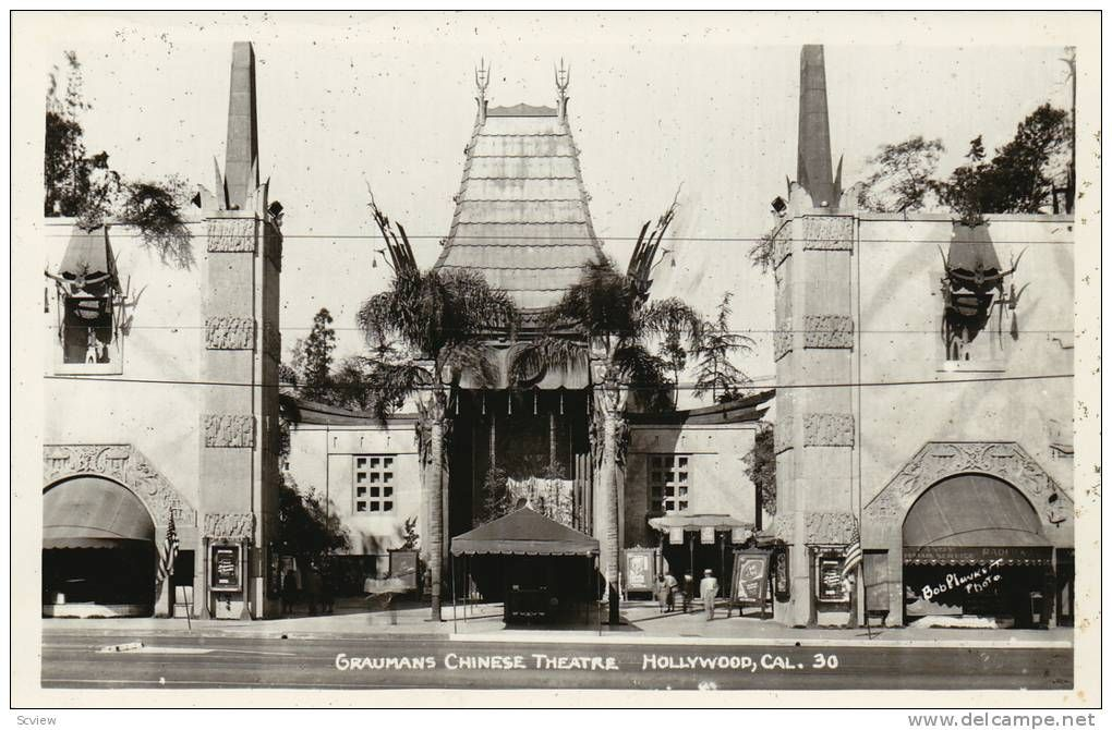 Egyptian Theatre Hollywood | RP, Grauman\'s Chinese Theatre ...