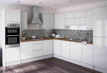 Homebase Simply Hygena Kensal | Kitchen design ideas | Pinterest ...