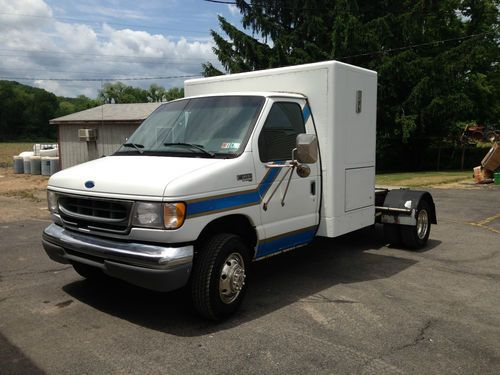 E 450 Hauler Toter Hot Shot Truck Sleeper Cab Gooseneck Ready To Haul Image 1 Hot Shots Cool Vans Trucks