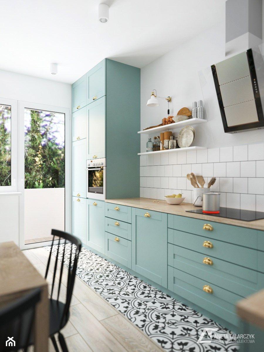 Pastelowe Meble Kuchnia W Stylu Vintage Przytulnie I Stylowo Interior Design Kitchen Home Decor Kitchen Kitchen Decor