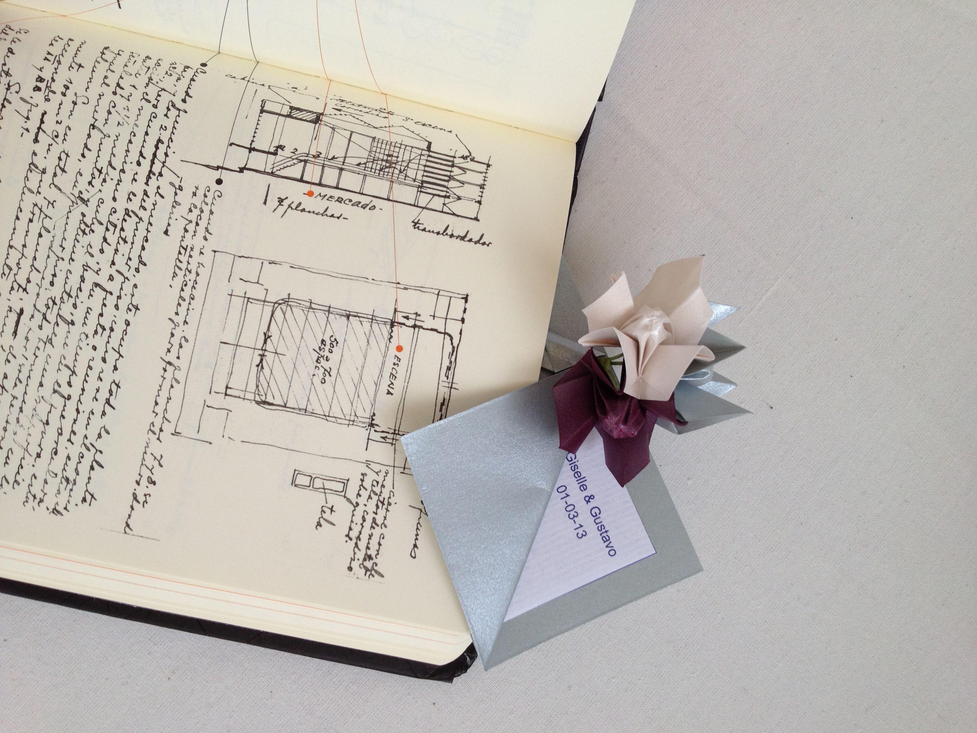 bookmark wedding souvenir