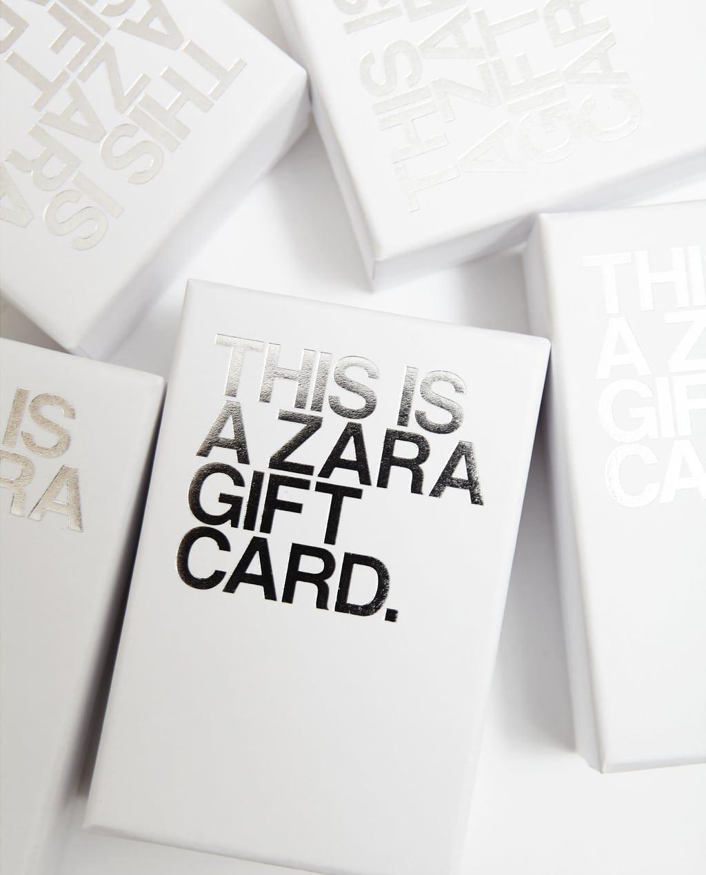Gift cardgift cardgift card zara united states