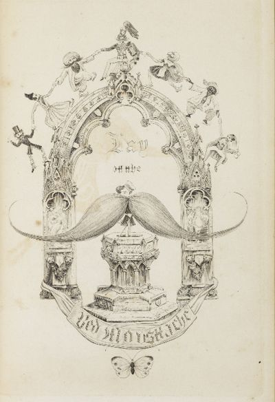 From the Creative Industries blog post '#Movember at the British Library'