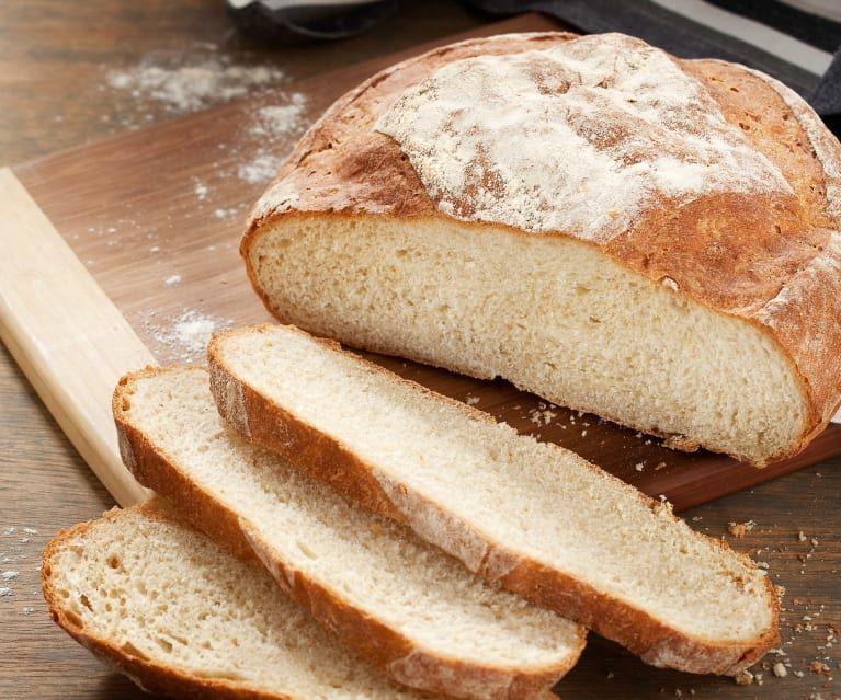 Pan Con Masa Madre Receta Harina De Fuerza Cocina Facil Y Saludable Pan Con