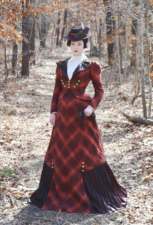 19++ Victorian walking dress ideas