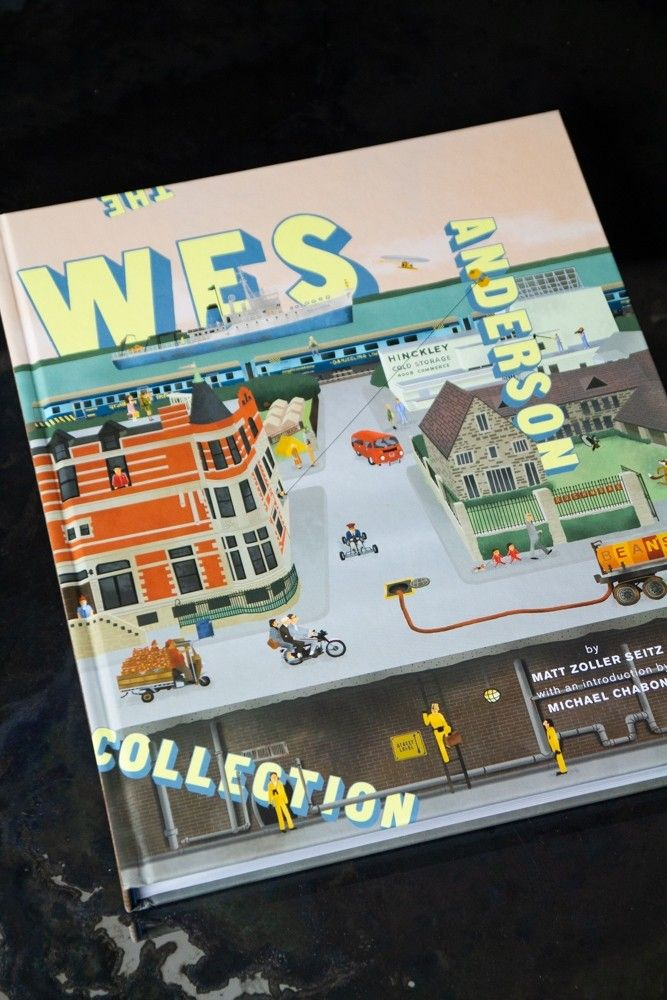 The Wes Anderson Collection Book in 2020 (With images