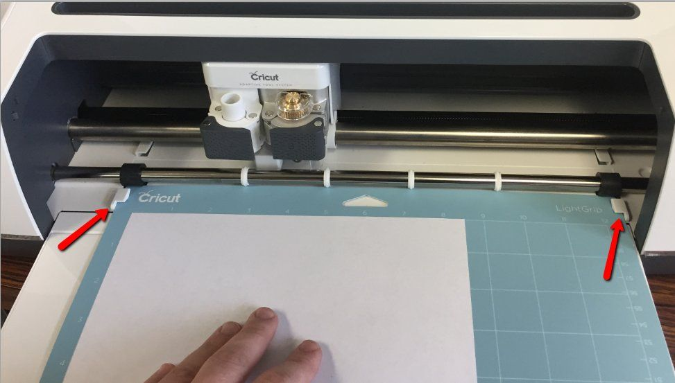 All About The Blades How To Calibrate The Rotary Blade Rotary Blades Rotary Cricut Air