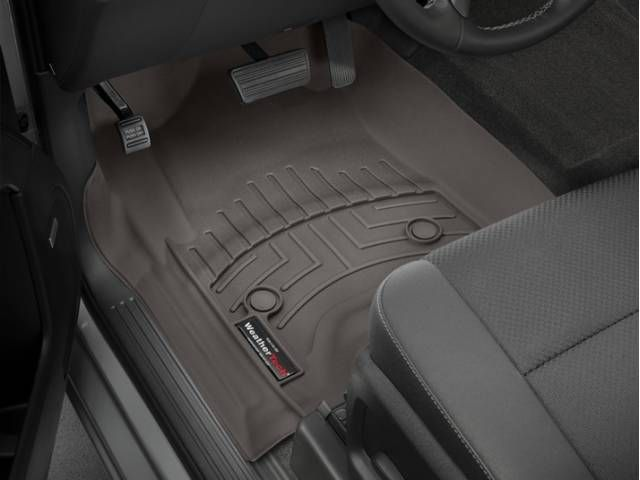 Weathertech Front Row 2 Piece Cocoa Weather Tech Fit Car Ford