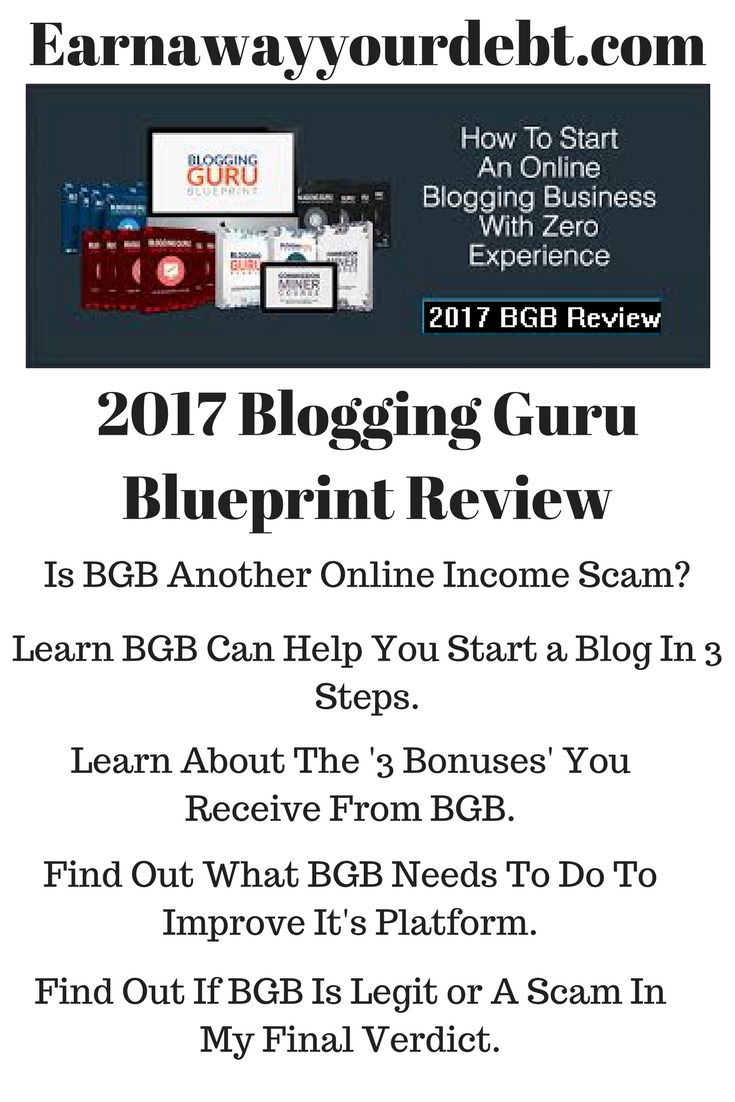 2017 blogging guru blueprint review is bgb another online income 2017 blogging guru blueprint review is bgb another online income scam learn how bgb malvernweather Choice Image