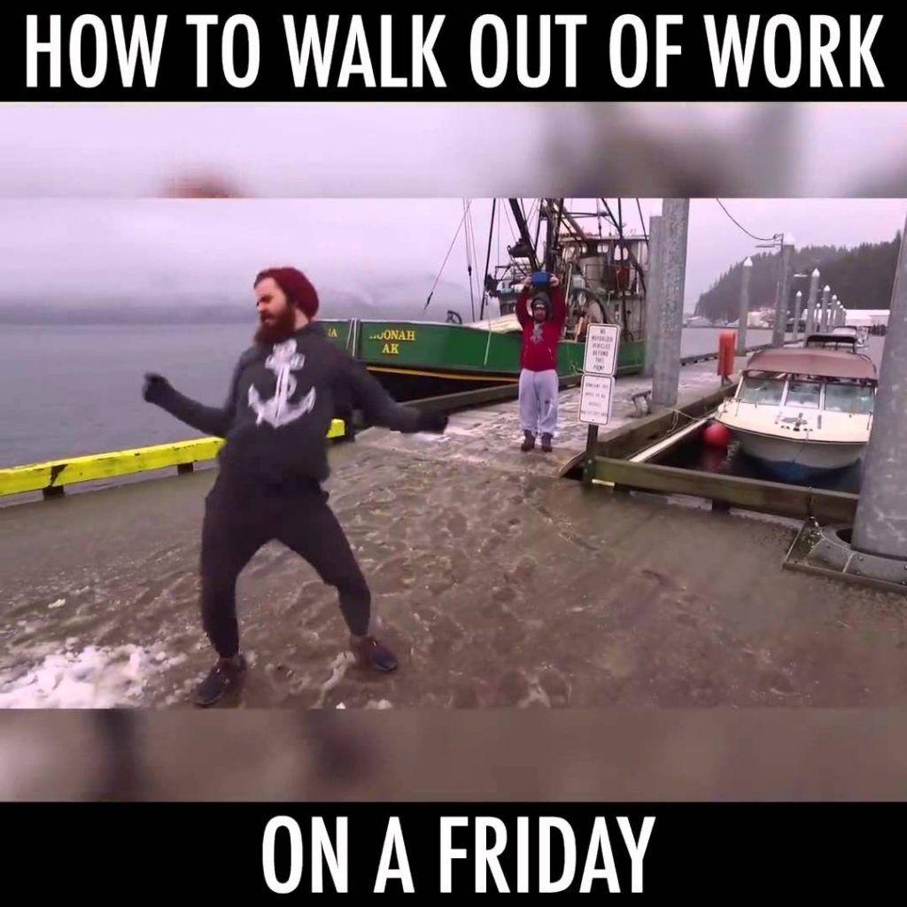 Top 18 Friday Memes Friday Meme Funny Friday Memes Leaving Work On Friday