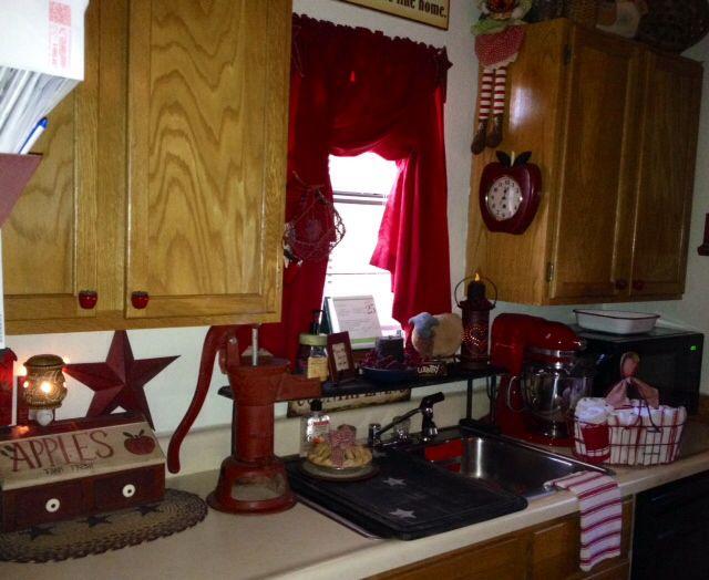 New Kitchen Shelf Over Sink