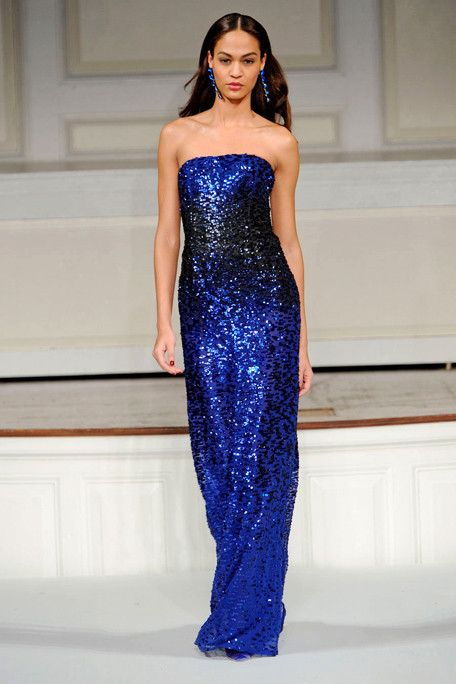 Beautiful Blue sequins