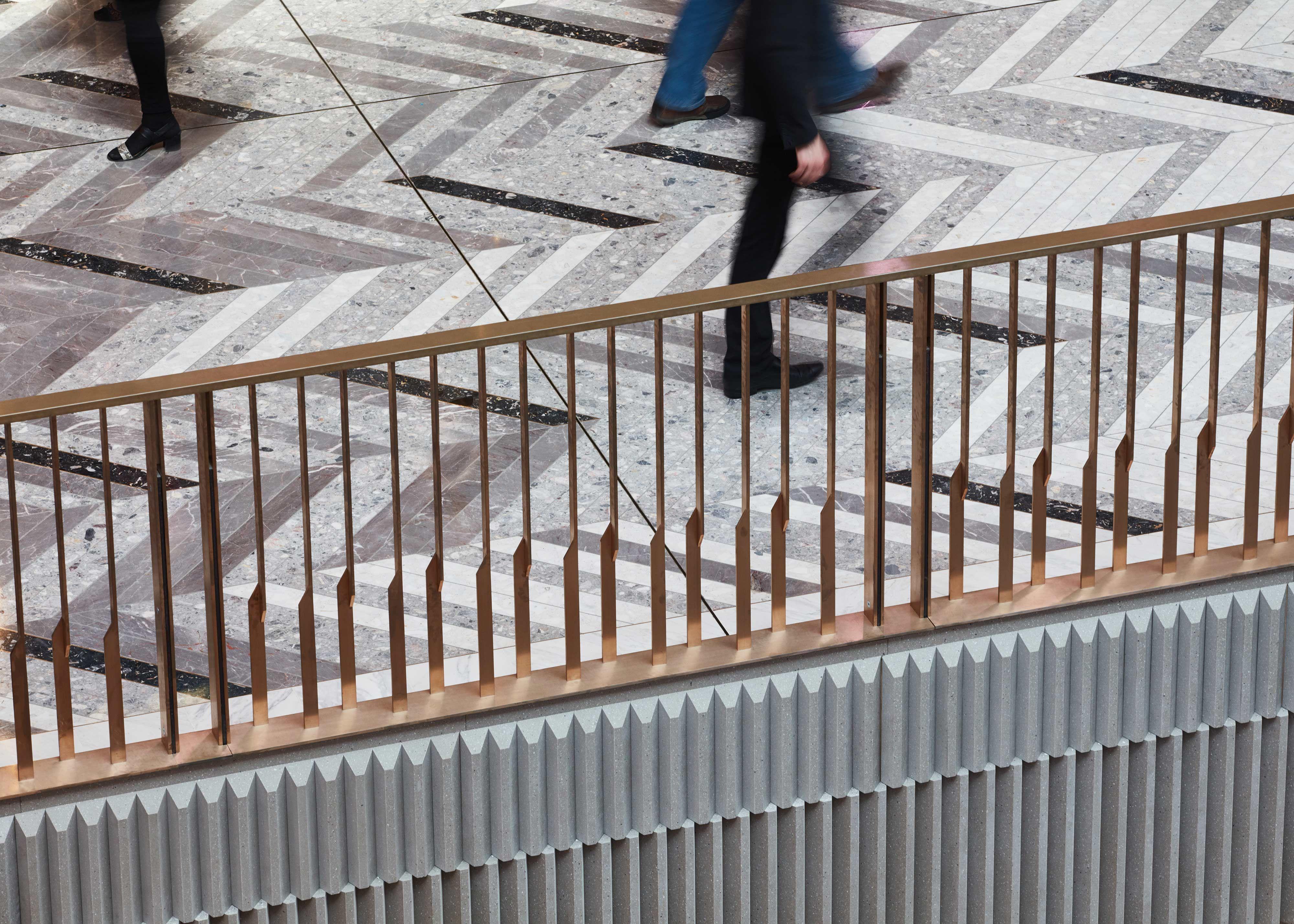 Handrail Design, Universal Design