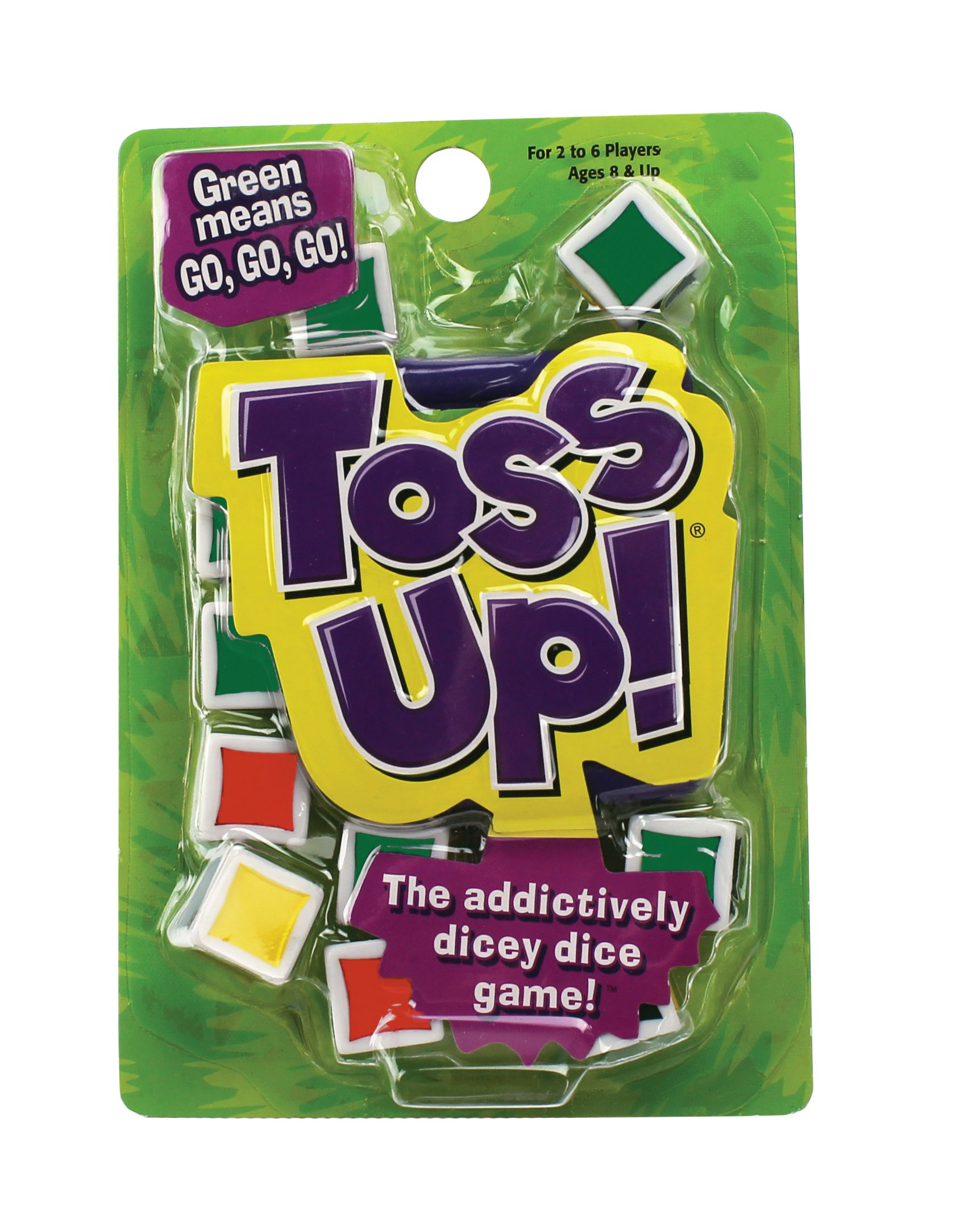 Toss Up!® Dice games, Up game, Board games for kids