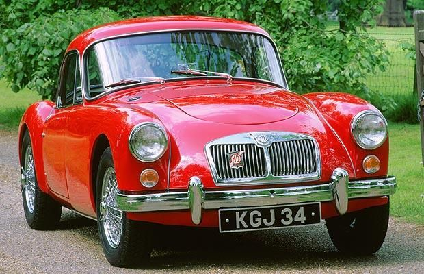 Classic British Cars Vintage Cars Vehicles Mg Cars