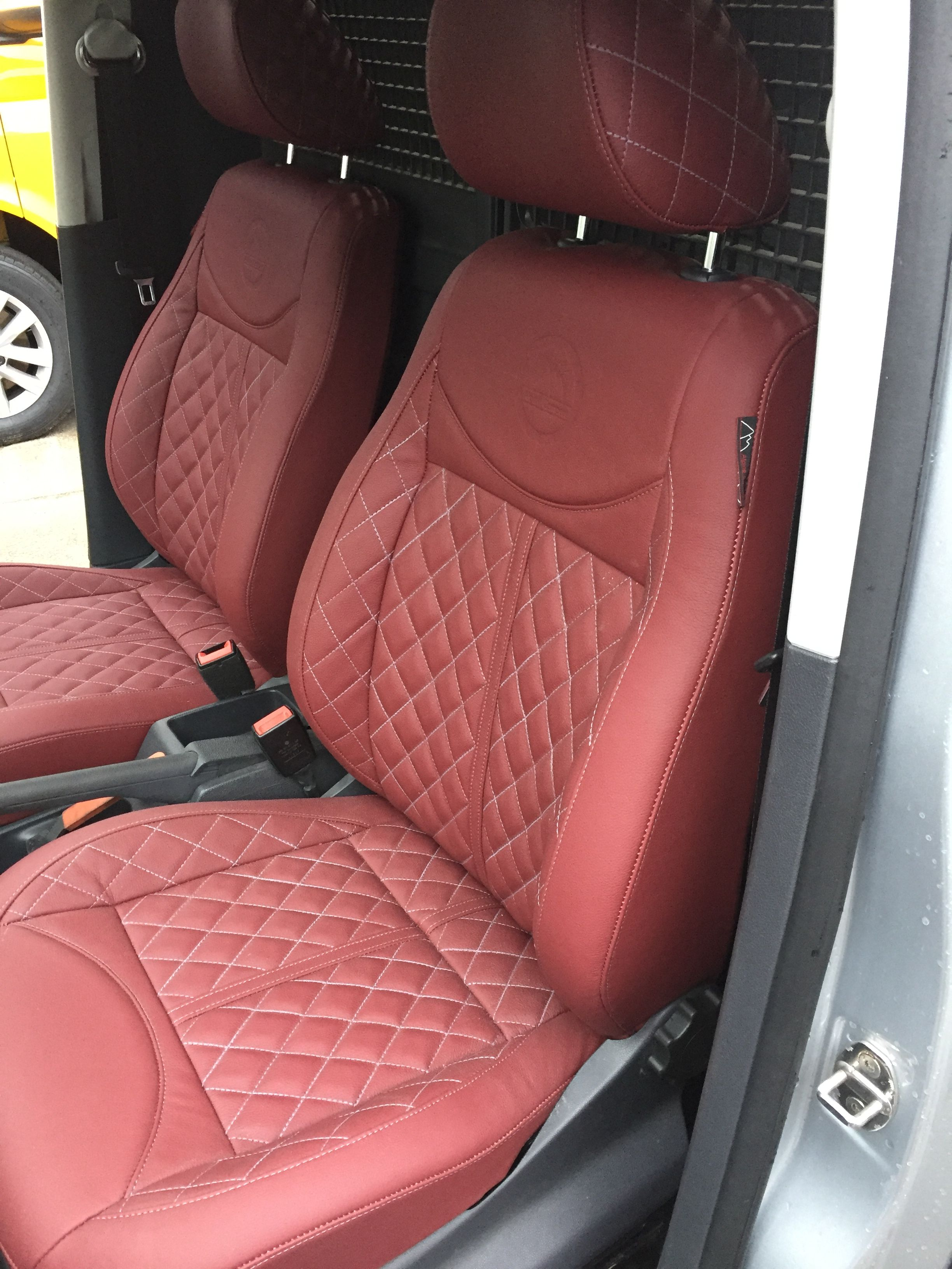 Phenomenal Full Grain Napa Leather With Alpine Design Van Camper Onthecornerstone Fun Painted Chair Ideas Images Onthecornerstoneorg