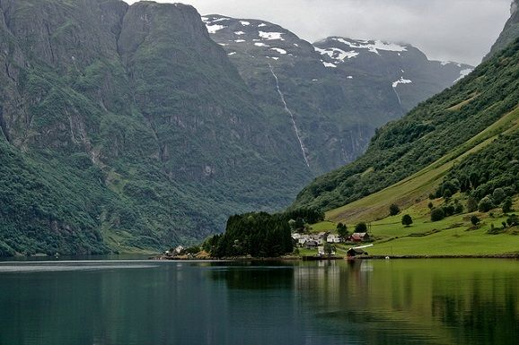 Sognefjord,Norway