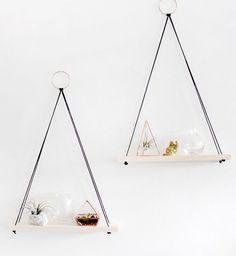 tag re suspendue 33 id es et tuto pour la fabriquer design simple et bricolage. Black Bedroom Furniture Sets. Home Design Ideas