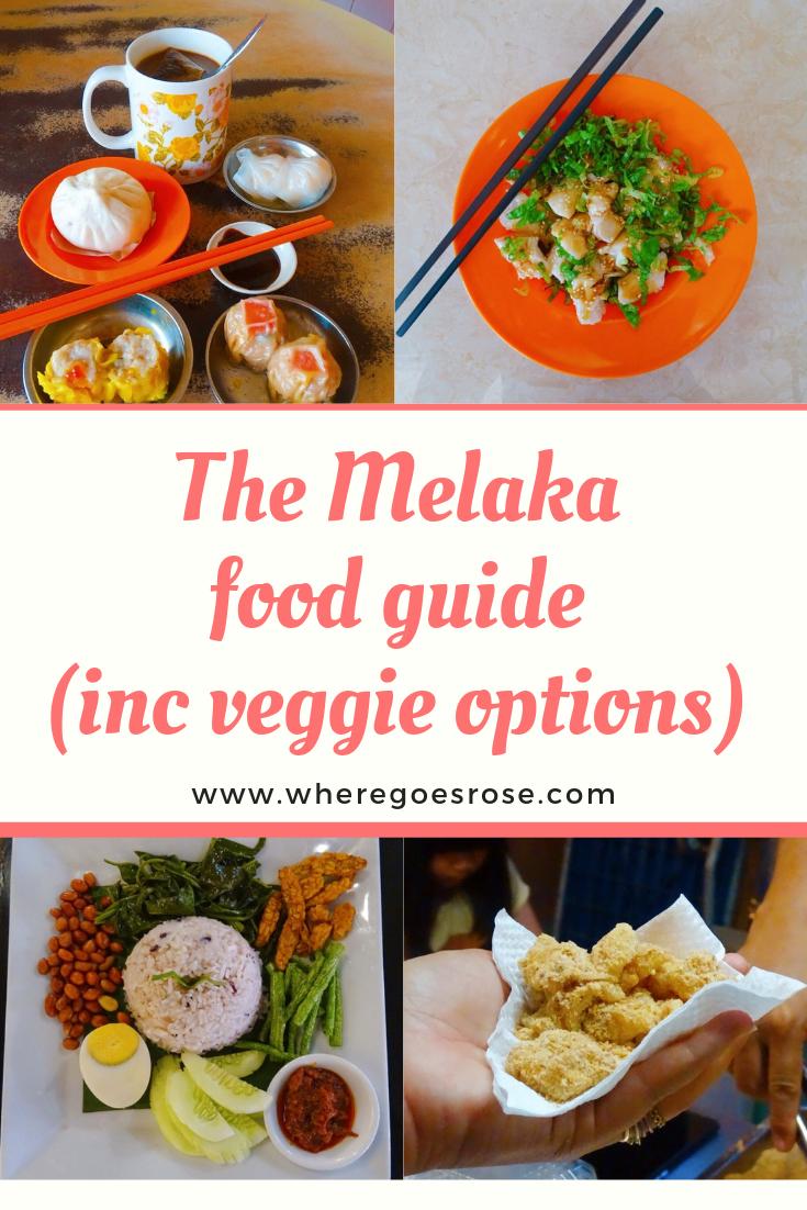 Melaka Malaysia Food Guide Food Guide Food Best Vegetarian Restaurants