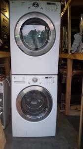 Victoria Bc For Sale Appliances Craigslist Washers Dryers Appliances Home Appliances