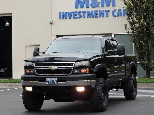 2006 Chevrolet Silverado 2500 Lt3 X2f 4x4 X2f 6 6l Diesel