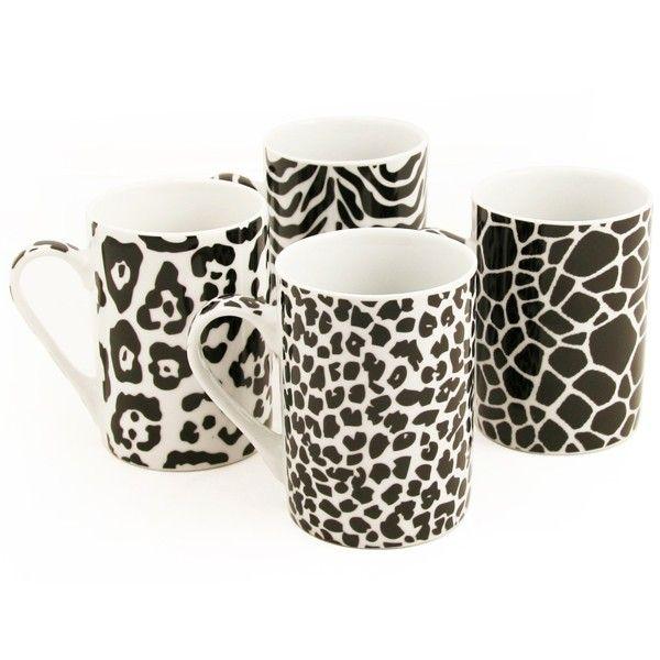 Mugs & Cups | Coffee mug sets Sabichi.co.uk : Black