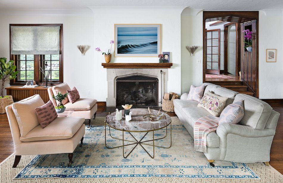 16 Views Of Revitalized Tudor Houses Living Room Decor Cozy Layered Rug Cozy Living Rooms