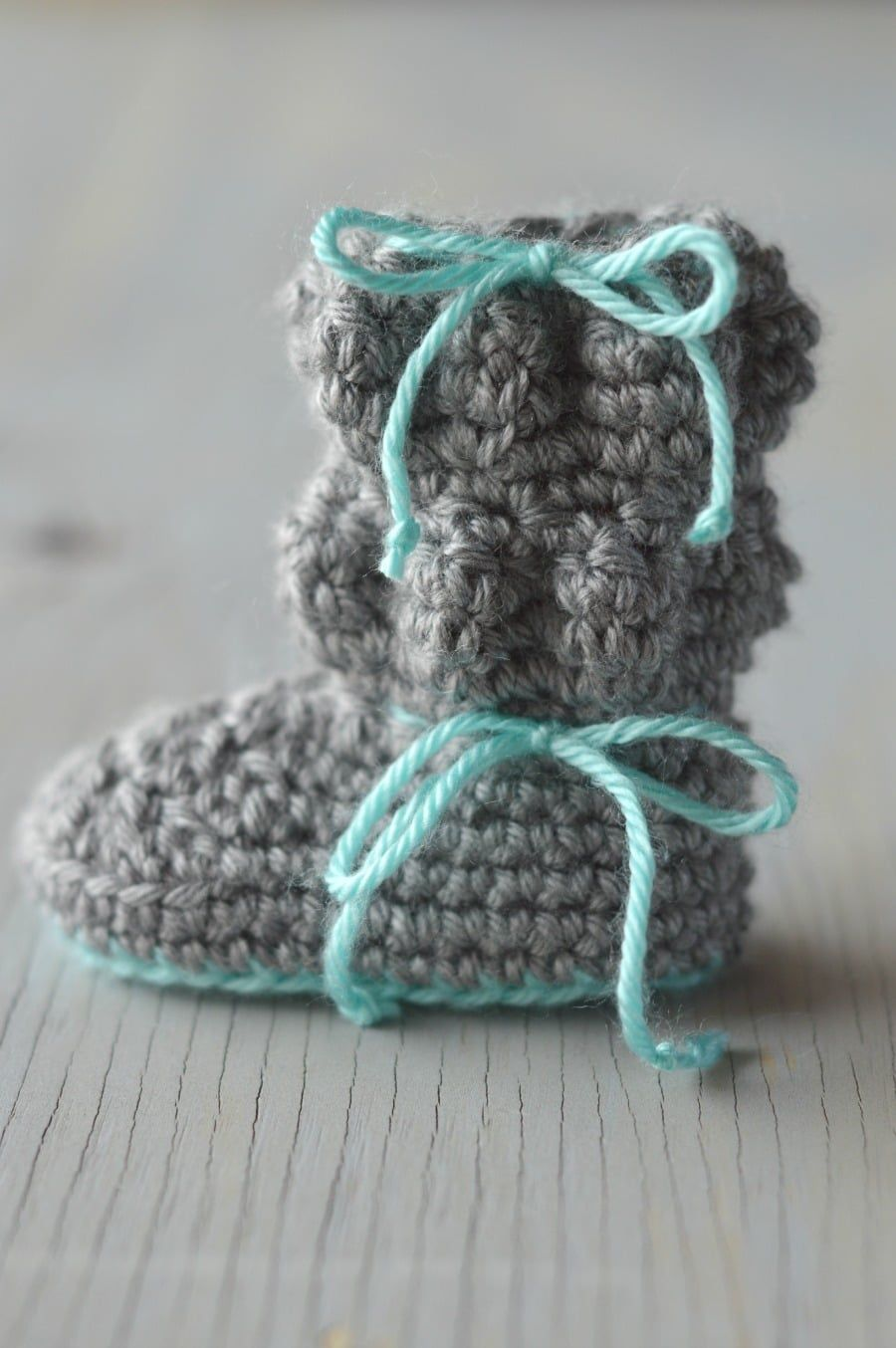 Crochet Bubble Booties | Free Crochet Patterns from My Favorite ...