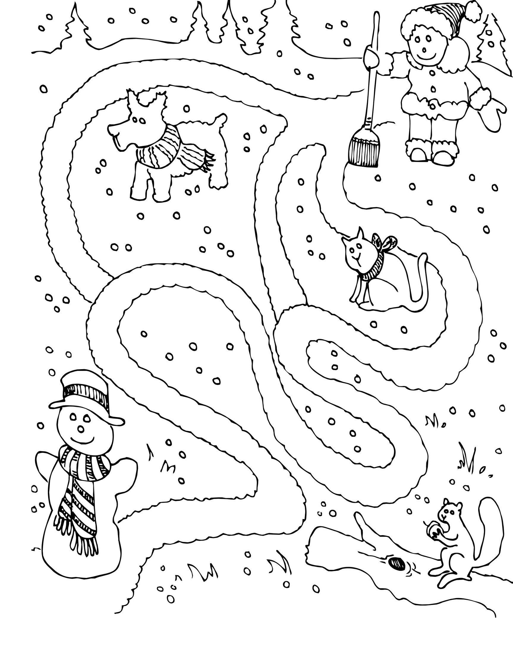 Fun Activity Sheets Printable Animal Worksheets Activity Sheets Carnival Of The Animals [ 2200 x 1726 Pixel ]