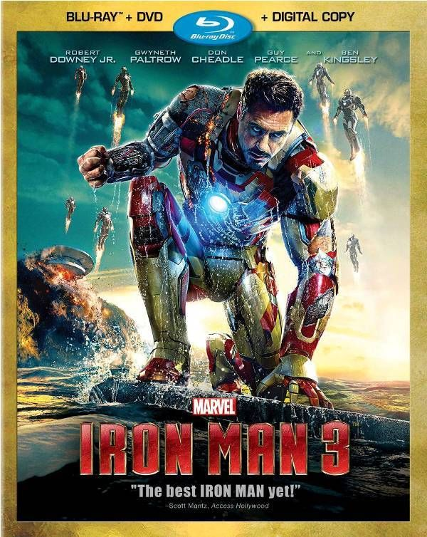 Iron Man 3 (2013) BluRay 720p 1.9GB [Hindi DD 5.1 – English 5.1] ESubs MKV