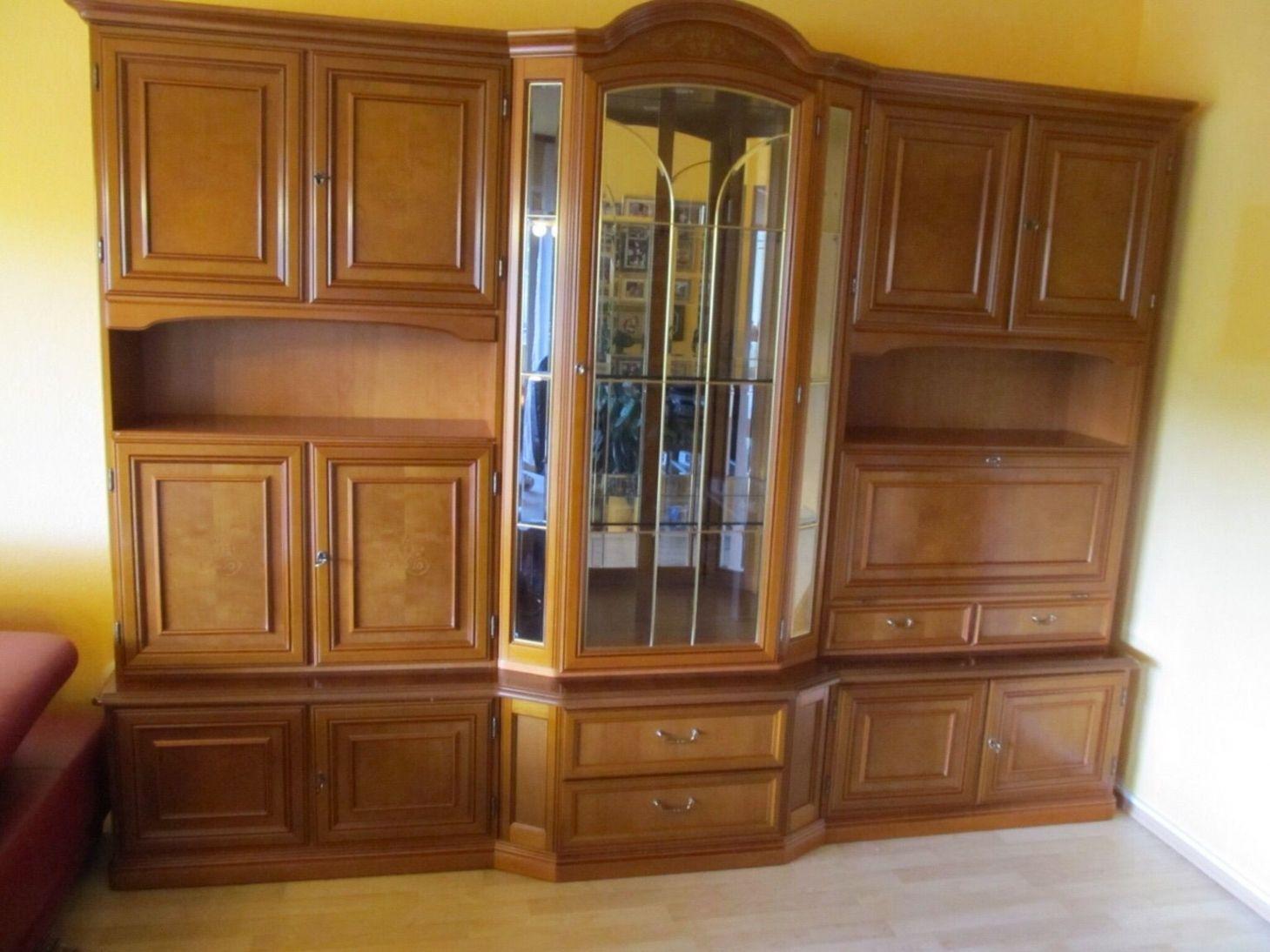 Einzigartig Wohnzimmerschrank Kirschbaum Gebraucht | Wohnzimmermöbel ...