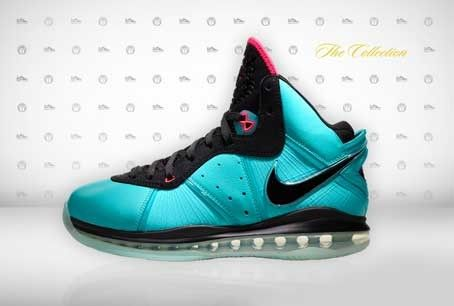 cb2471f7921 My  Almost  Holy Grail  Nike Lebron 8 South Beach I don  even like Lebron  like that