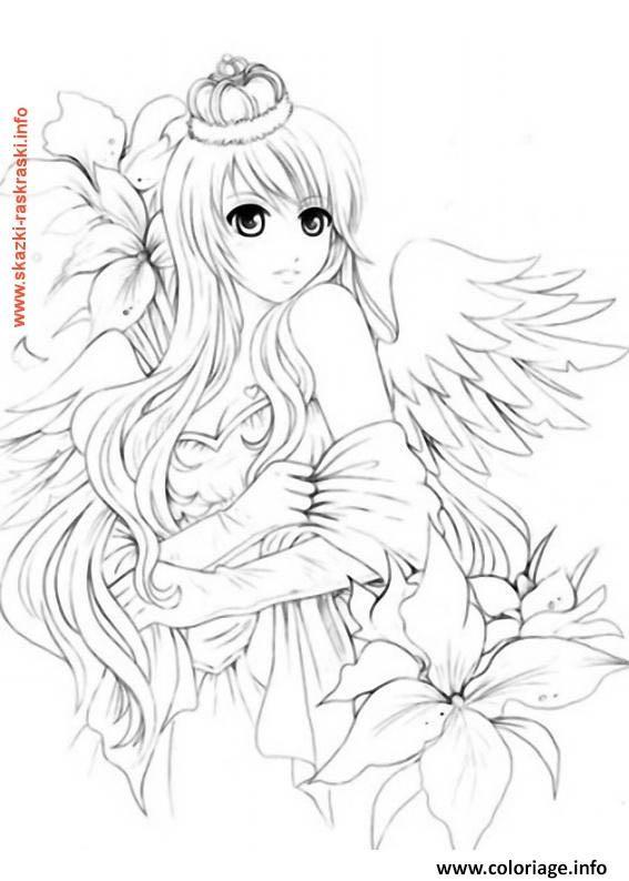 R sultat de recherche d 39 images pour coloriage fairy tail - Coloriage manga fille ...