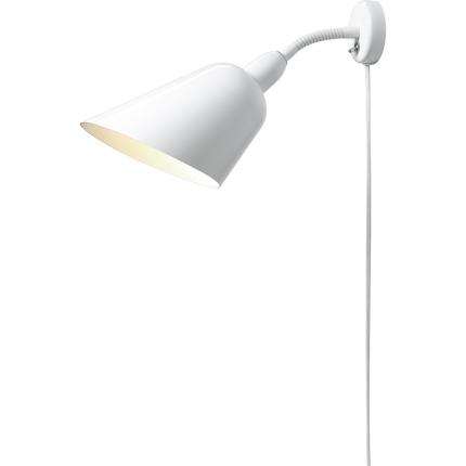 9f8c2a5db40 Bellevue AJ3 Wall Sconce - White | lighting- decorative | Pinterest