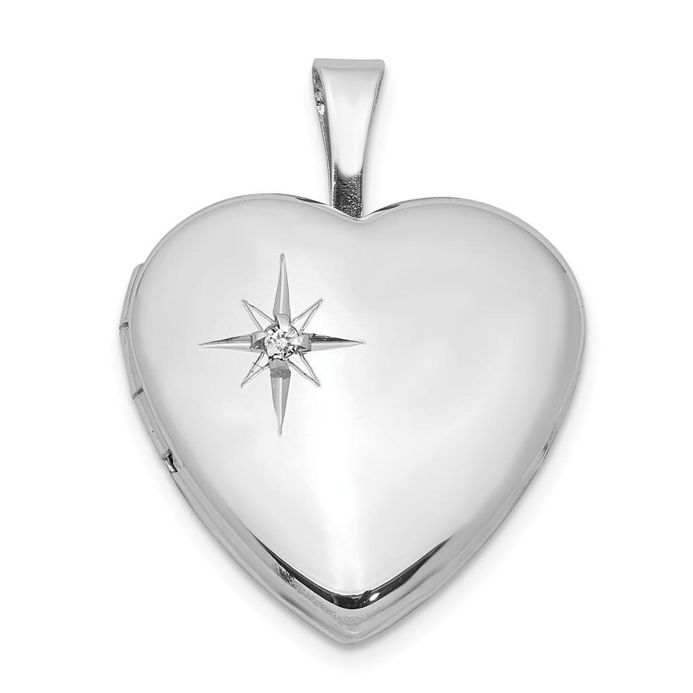 Bonyak Jewelry Sterling Silver Polished Linked Necklace