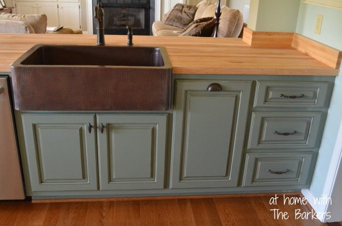 Glazed Kitchen Cabinets Making A House A Home Glazed