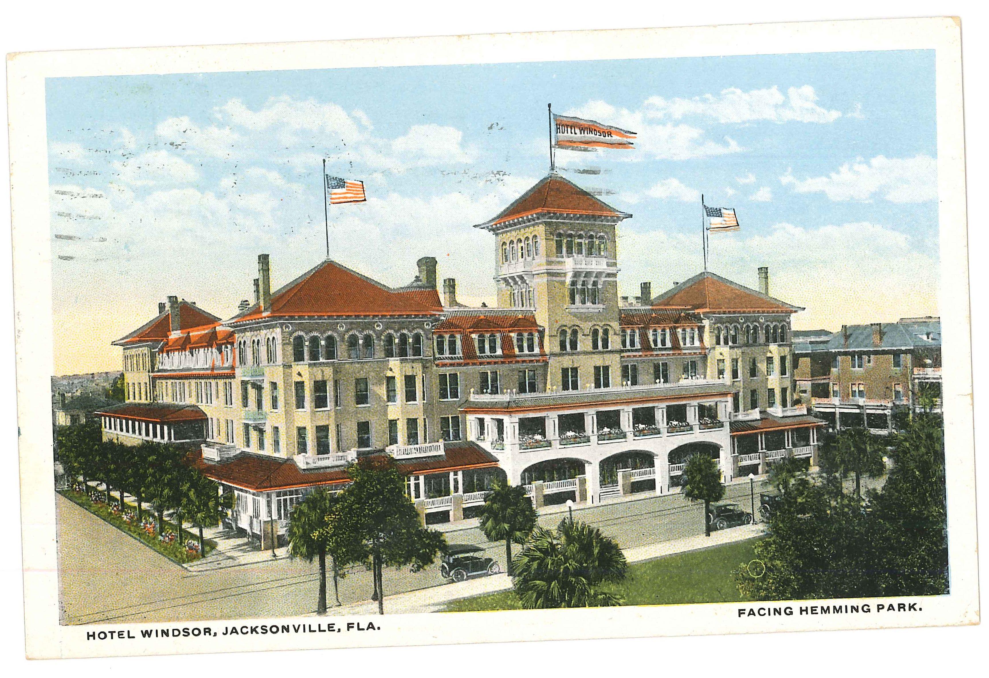Hotel Windsor Jax, FL Hotel, Jacksonville fla, Jacksonville