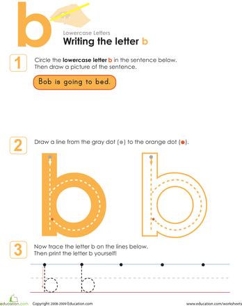 b learn to write lowercase letters letters preschool writing kindergarten worksheets. Black Bedroom Furniture Sets. Home Design Ideas