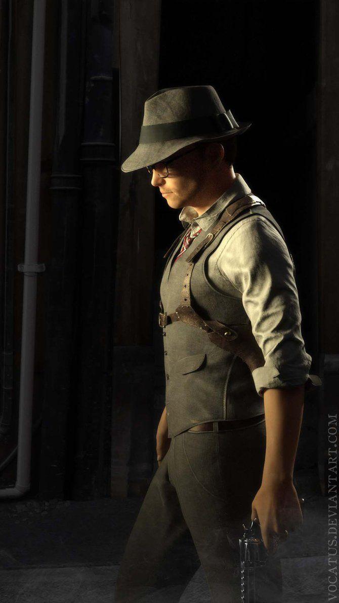 Investigator 1 by Vocatus.deviantart.com on @DeviantArt