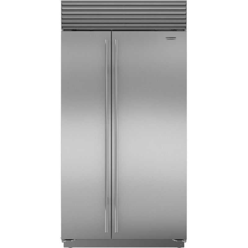 refrigerator with internal water dispenser. Built In Counter Depth Side By Refrigerator, Internal Water Dispenser, Ice Maker Stainless Steel With Tubular Handles Refrigerator Dispenser T