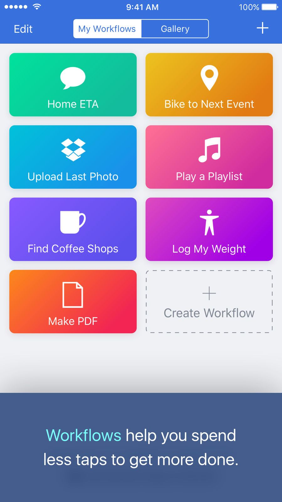 Workflow Ios Apps App Utilities Iphone Apps Free App Of The Day