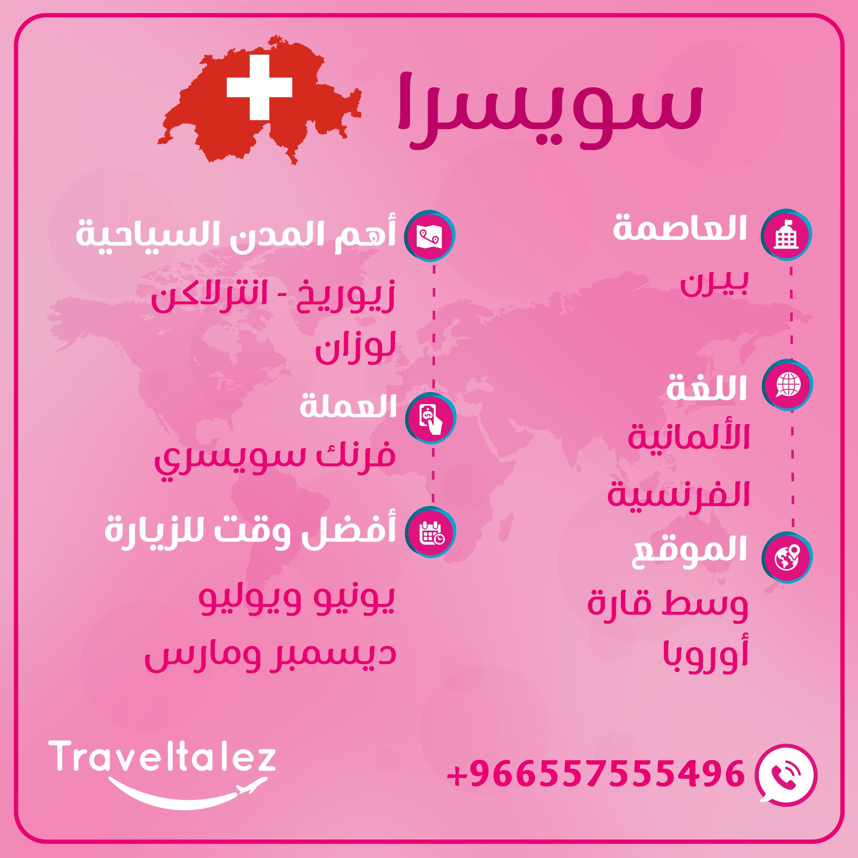 سويسرا وجهات سياحية Travel And Tourism Language Guide Tourism